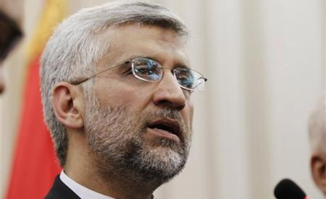 Ashton and Jalili to meet in Istanbul on May 15