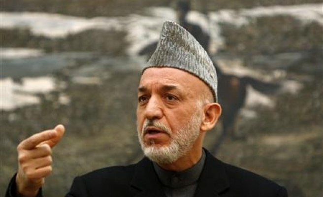 Karzai: Afghanistan's neighbors, allies support US security deal