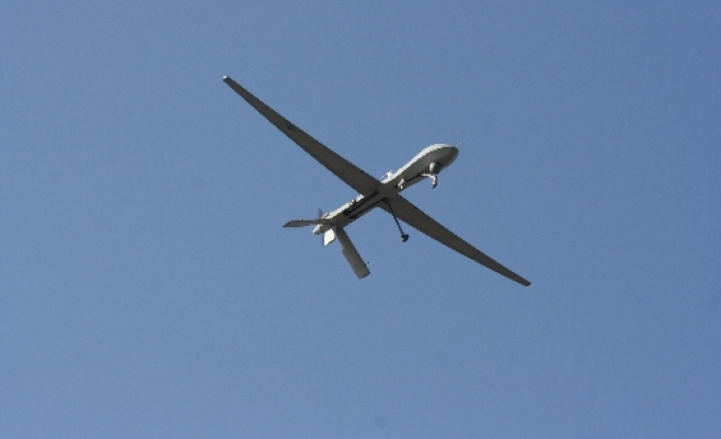 Australia looks at long-range Triton patrol drone