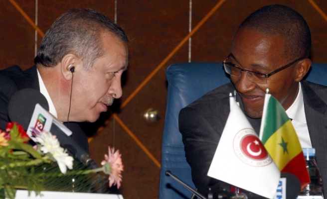 Senegal to discuss embassy site with Turkey