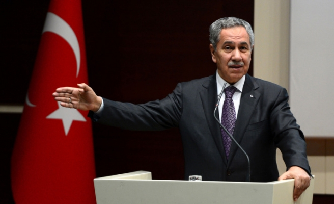 Turkish Deputy PM says some jailed journalists can get out of jail