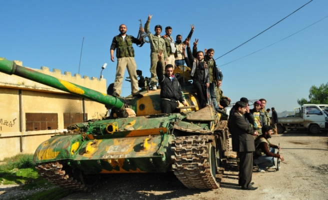 Free Syrian Army has 8 conditions for talks with Assad