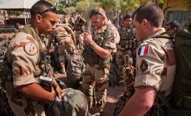 France, US top foreign troops deployment in Africa