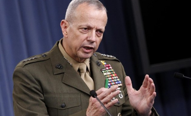 US presidential envoy discusses ISIL threat with Turkey