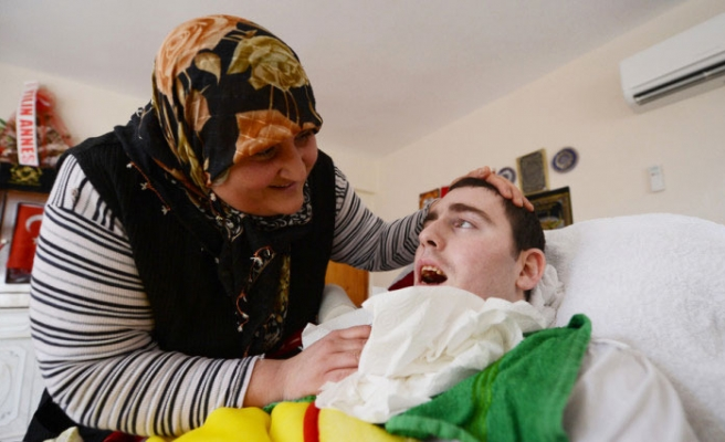 Turkish woman touches Russian hearts