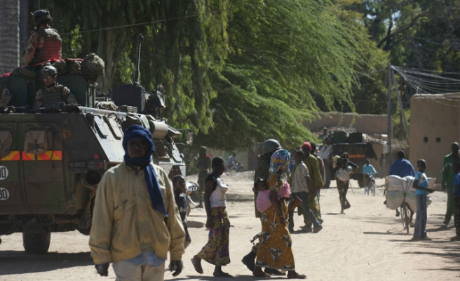 MNLA Tuareg controls Mali's Kidal,  commander says