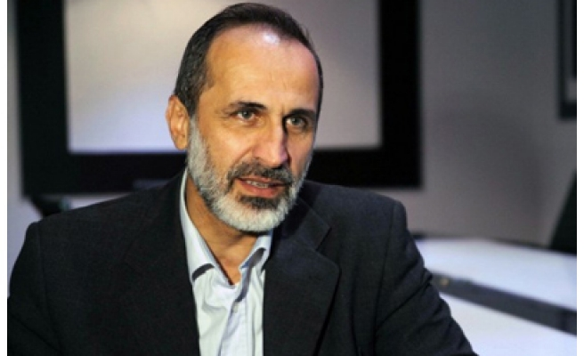 Syrian National Coalition distant to talks with Syrian regime
