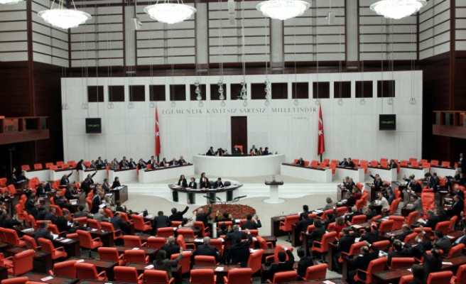 Turkish parliament to discuss Syria & Iraq mandate