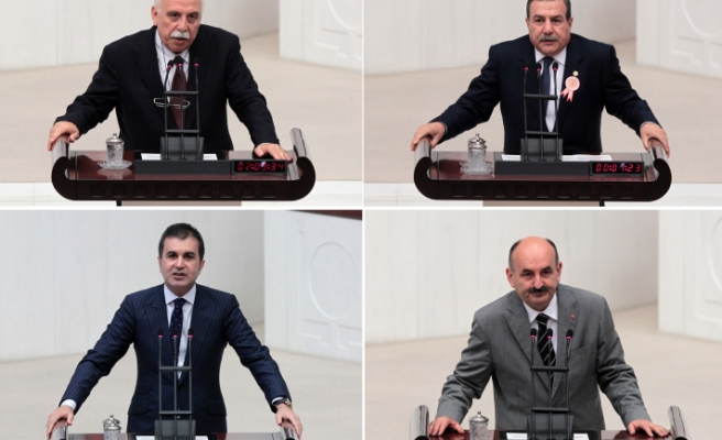 New Turkish cabinet formed