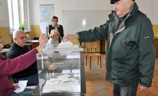 Centre-right GERB comes first in Bulgaria elections