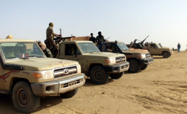 Fighters attack northern Mali city of Gao