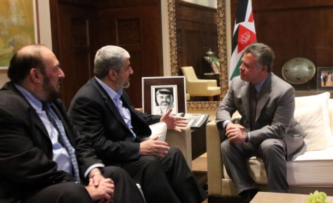 Hamas chief rejects talks on confederation with Jordan