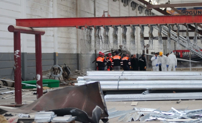 Death toll rises in Gaziantep factory