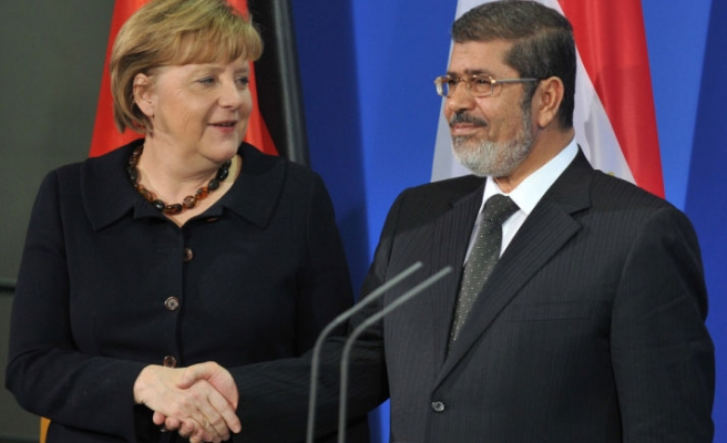 Egypt's Mursi criticizes West for supporting dictators