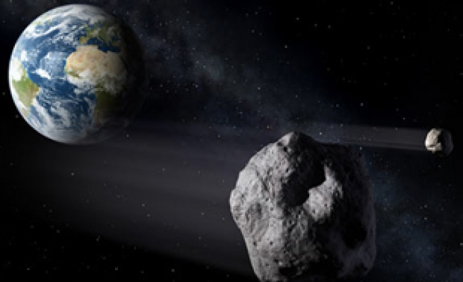 Asteroid to make close encounter with Earth