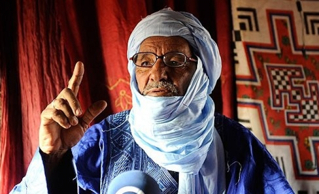 Azawad movement MNLA to support French troops