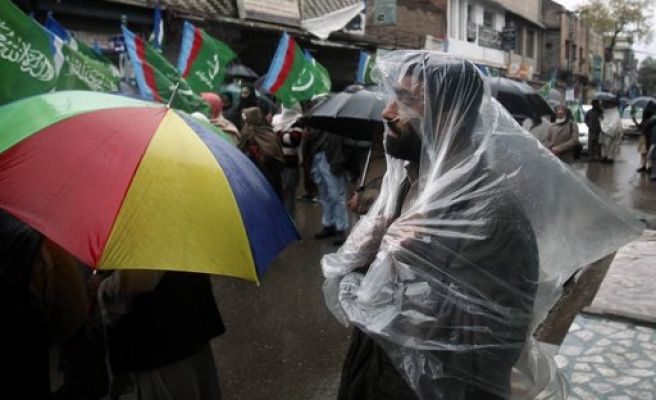 Death toll rises to 21 in Pakistan rainfall