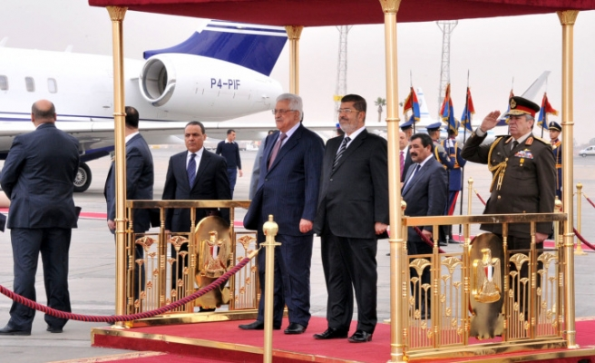 Palestine's Abbas almost commits diplomatic blunder