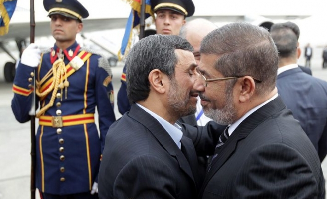 Egyptian officials in Iran for Syria talks