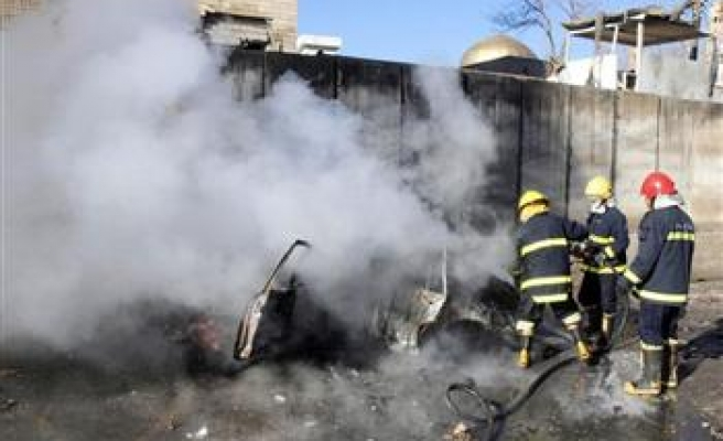 Number of casualties rises to 34 in bomb attacks in Iraq