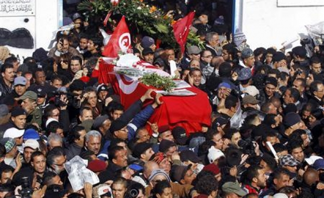 Tunisia increases security for politicians