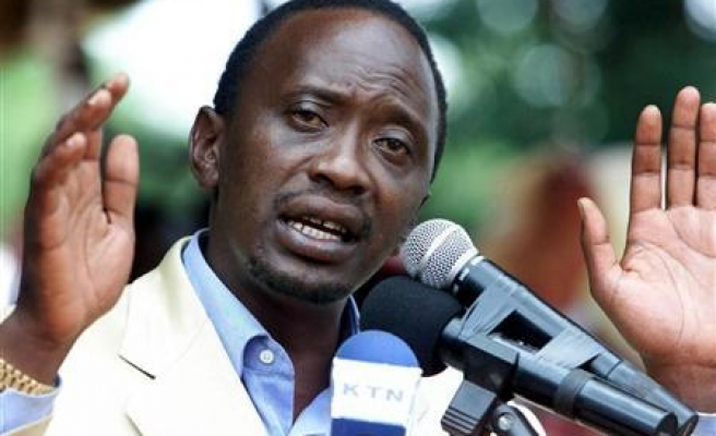 Kenya's President pushes for African intervention force