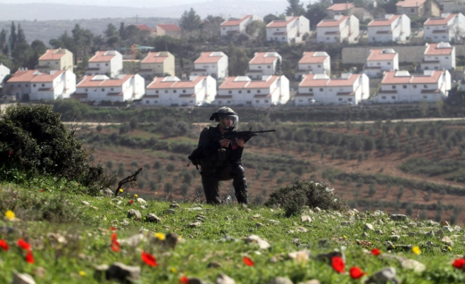 Israel law to be applied to West Bank settlers