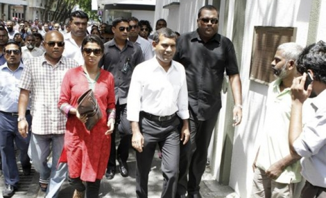 Maldives holds fourth run-off election