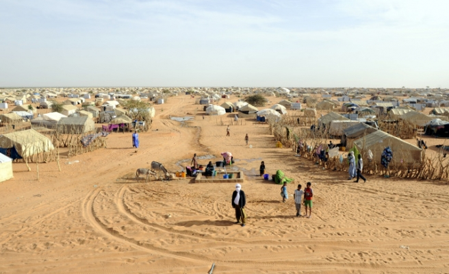 Number of Malian refugees reach 70,000