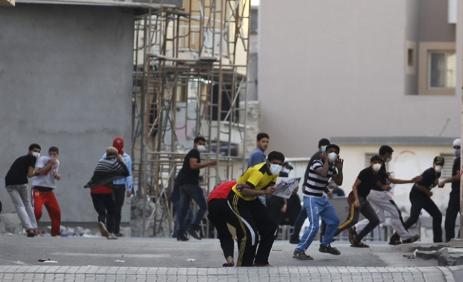 Bahrain police, youths clash after funeral