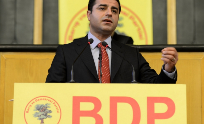 Pro-Kurdish party cancels its parliamentary meeting