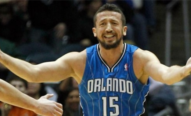 Hidayet Turkoglu suspended for 20 games