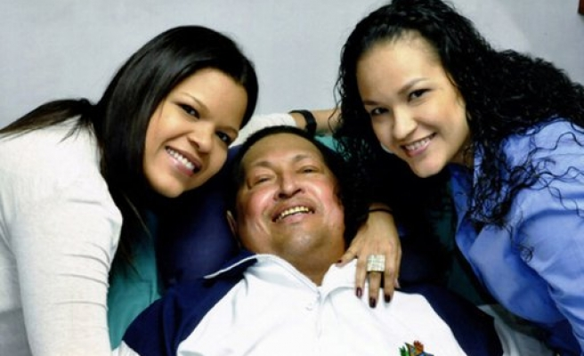 Chavez hit by new, severe infection
