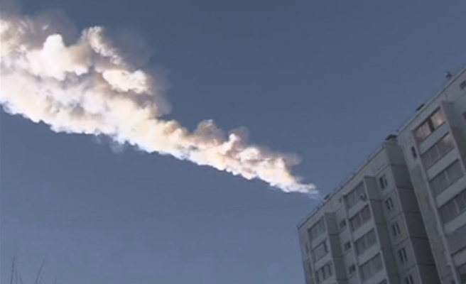 Hundreds hurt as meteorite hits central Russia / VIDEO / UPDATED