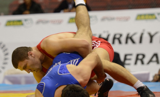 Fifteen Turkish wrestlers to compete in European Nations Cup