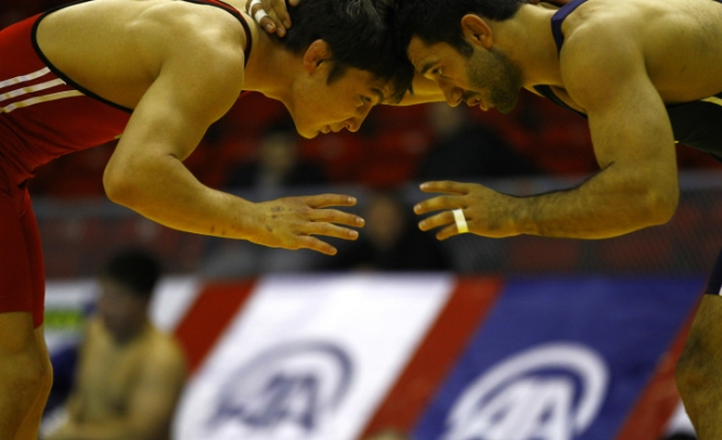 Turkish wrestlers to return medals to protest Olympics Committee