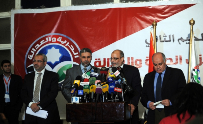 Egypt's ruling, opposition party leaders meet