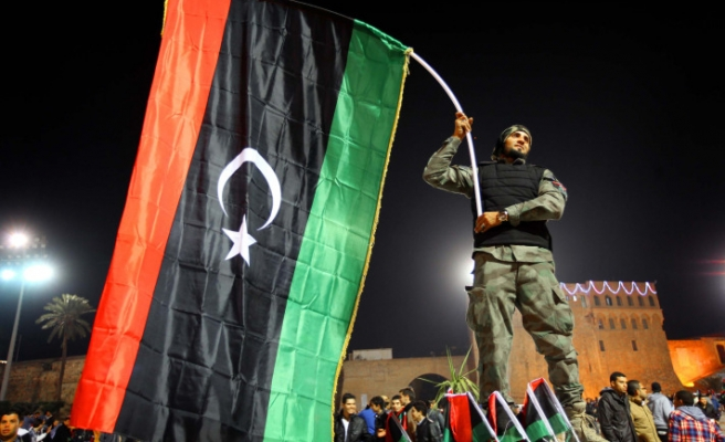 Two Libyan military officials killed