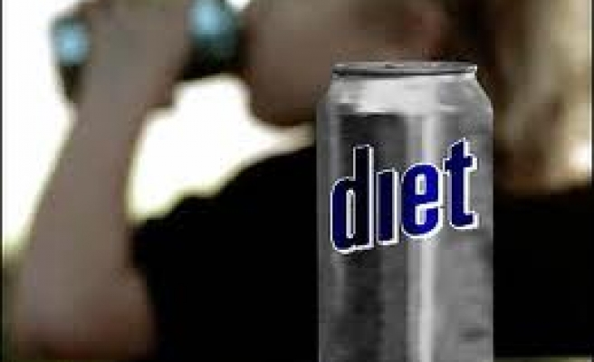 Diet drinks may not fuel your appetite: study