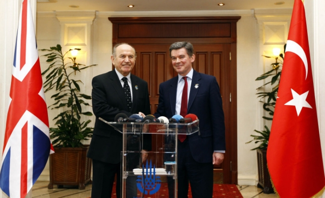 Istanbul is great place to host Olympics, says British minister
