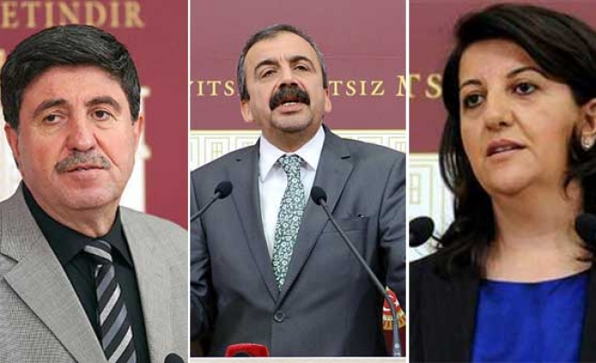 New BDP delegation on way to meet with PKK chief