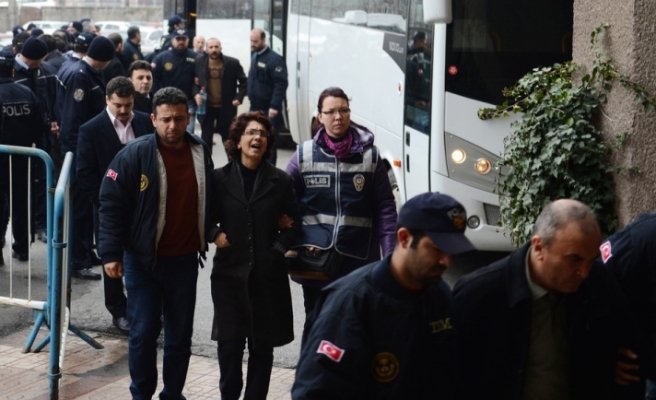 128 people detained in DHKP-C operations