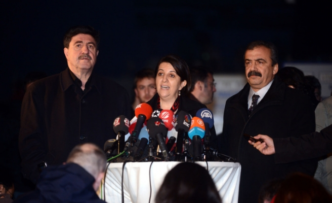 Turkish intel officials joined visit to PKK leader: BDP