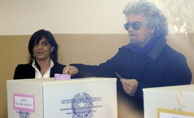 Comedian wins most votes in Italy elections