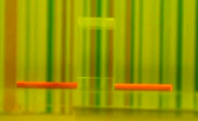 Physicist makes real-life invisibility cloak / VIDEO