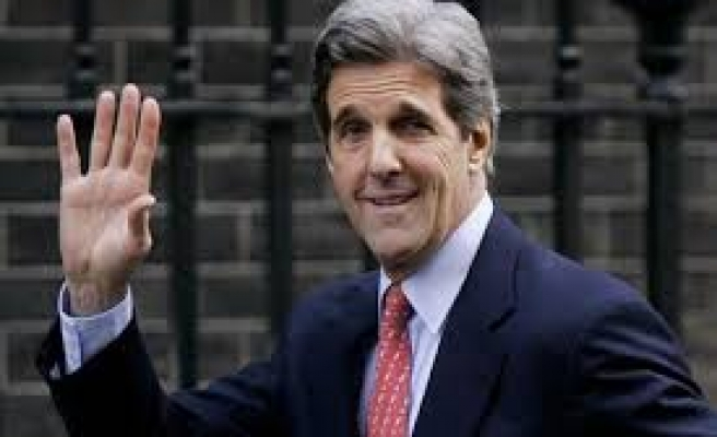 Kerry to visit Turkey on March 1
