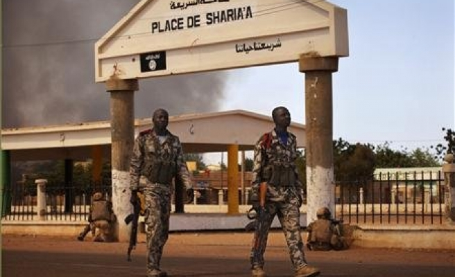 France wants special UN force for Mali