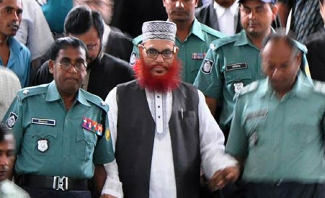 Bangladesh sentences another Islamist leader to death