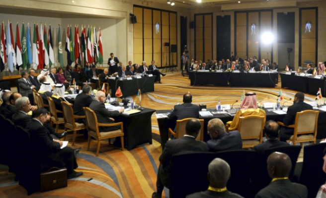 Arab League gives Syria seat to opposition