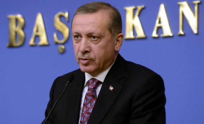 Turkish PM says does not want repeat of PKK show-off